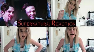 """Supernatural Season 13x23 (FINALE) Reaction """"Let The Good Times Roll"""""""