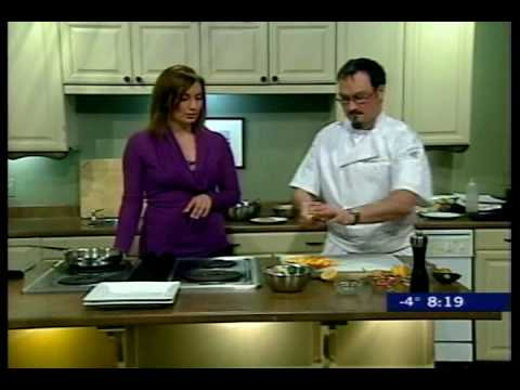 Cooking A Healthy Meal With MealEasy.com s Chef Paul on Breakfast Television