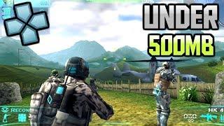 Top 10 Best ppsspp (PSP) Games Under 500MB | Highly Compressed