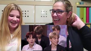 #BTS  MUM & DAUGHTER TAKE BTS QUIZ - 💚GUMMY GOOMEY💚