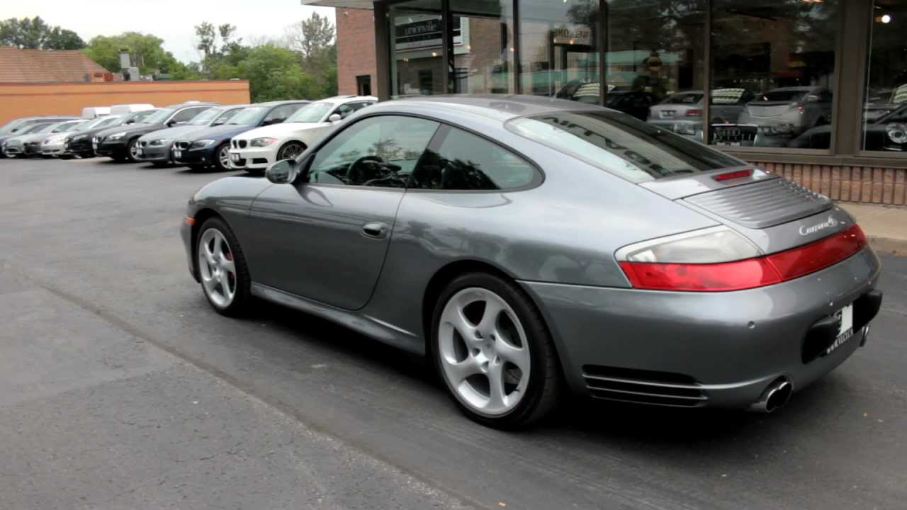 2003 Porsche Carrera 4s Village Luxury Cars Markham Youtube