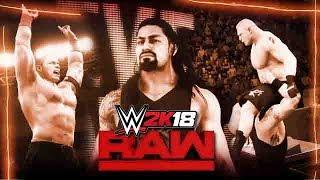 WWE 2K18: RAW Intro Trailer