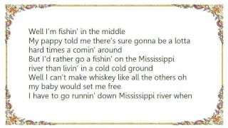 Watch Buck Owens Fishin On The Mississippi video