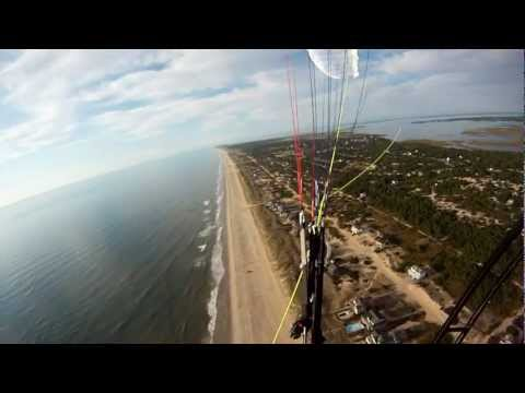 Powered Paragliding Virginia Beach