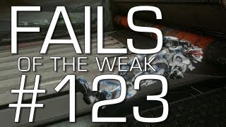 Halo 4 - Fails of the Weak Volume 123 (Funny Halo Bloopers and Screw Ups!)