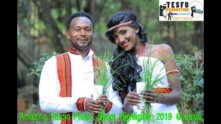 Ethiopian Amazing Oromo Wedding Studio Photo, Shoot Highlighte, 2020 @ Jeldu.
