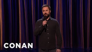 Adam Cayton-Holland Stand-Up 02/09/16  - CONAN on TBS