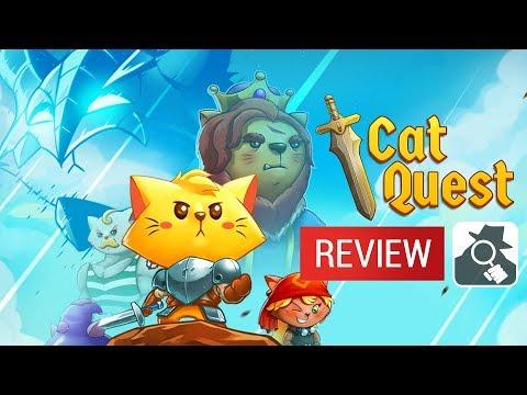 CAT QUEST   AppSpy Review