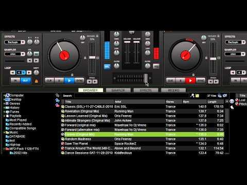 Mixing Tips in Virtual DJ