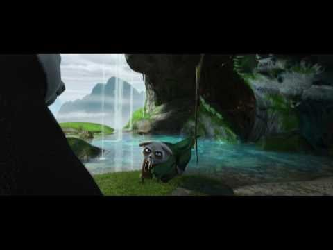 NEW! Official  Kung Fu Panda 2  Trailer