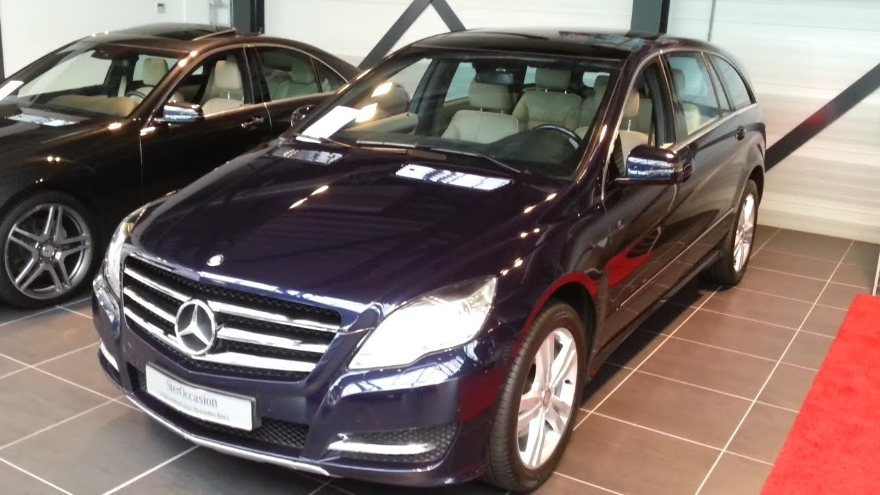 Mercedes r class 4 matic long 2014 in depth review for How long does it take to build a mercedes benz