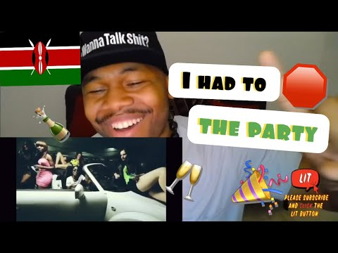 Party Don't Stop - Camp Mulla feat. Collo (Official Music Video) | (THATFIRE LA) Reaction