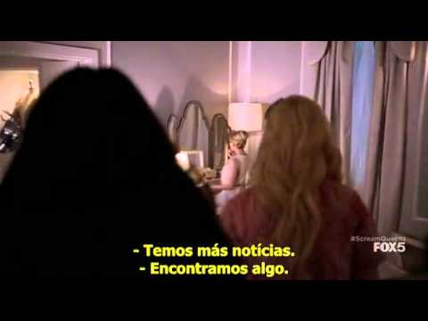 Scream Queens Scene - Death of Mr.Bean
