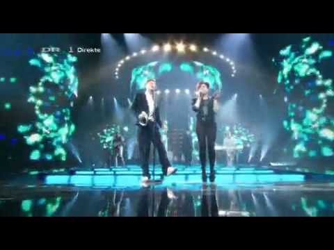 Alphabeat - Fascination (Live at Danish X-Factor 2010) HQ!