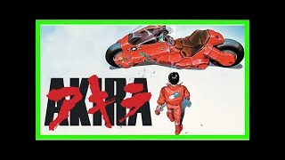 News Crunchyroll Adds Akira Anime Film