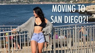 Moving to San Diego?   VLOG