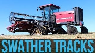 9000 Series Swather Tracks Testimonial
