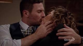 Harlee Santos /James Nava (kiss scene #2) Jennifer Lopez  - Shades of Blue (tv series)