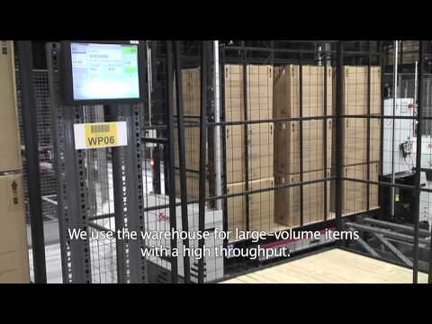 Automated warehouse system at Leen Bakker Raamdonksveer by Egemin Automation (Long Testimonial)