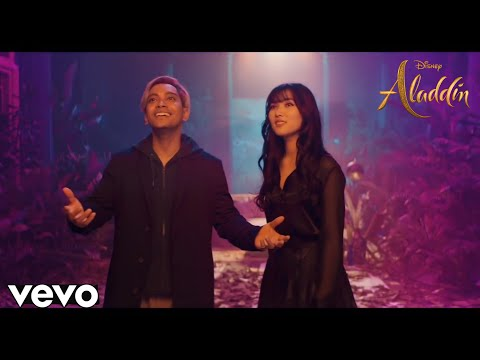 """Gamalièl, Isyana Sarasvati - A Whole New World (Official Soundrtrack) (End Title) (From """"Aladdin"""")"""