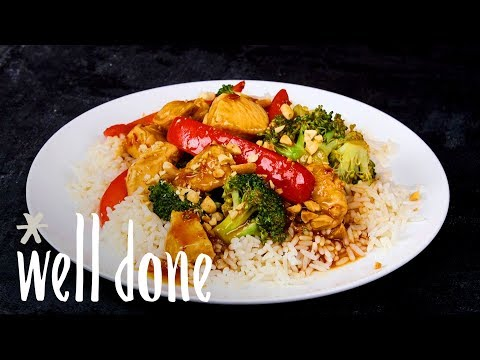How To Make Chicken Broccoli Stir Fry: Spice Up Your Dinner Tonight | Recipe | Well Done