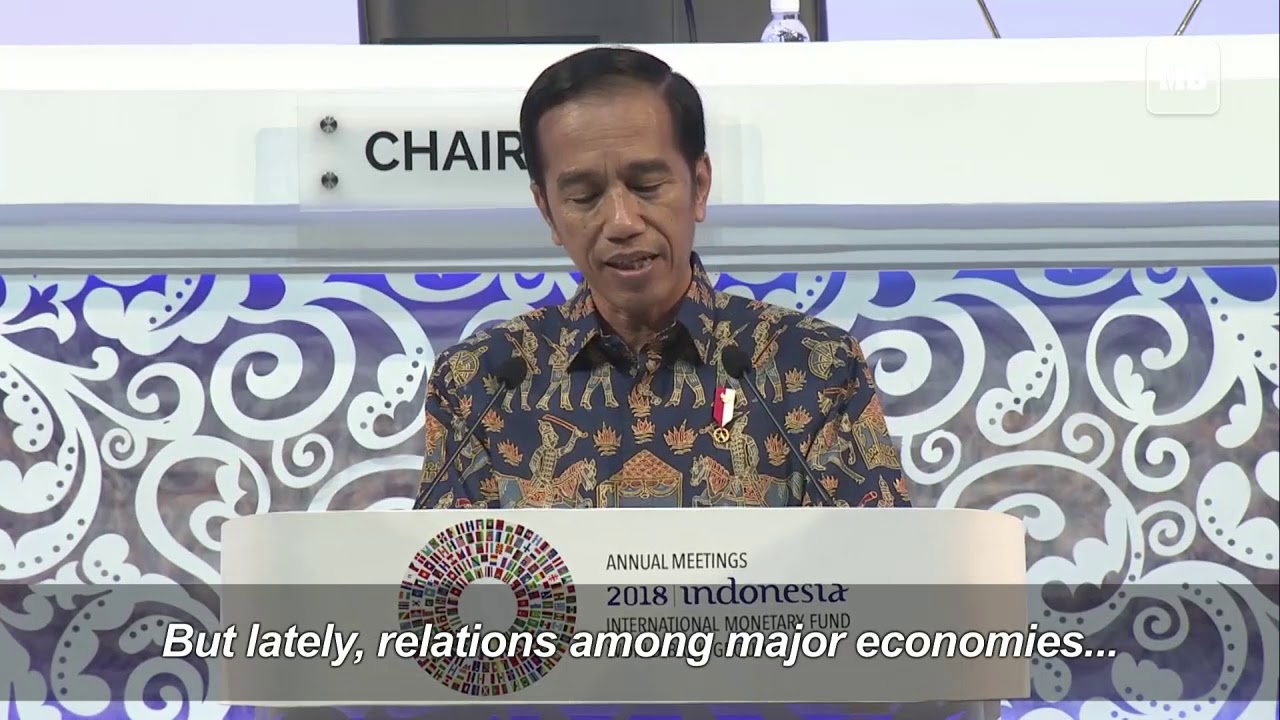 'Winter is coming', Indonesian leader warns amid economic gloom