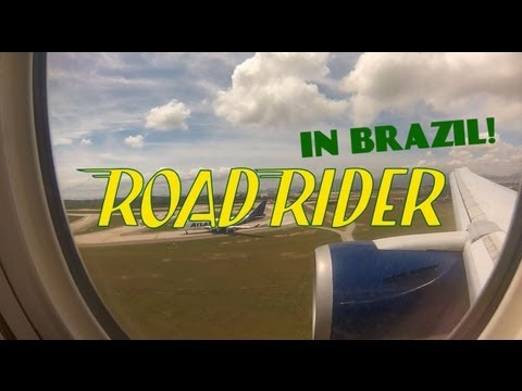 Road Rider: Kyle Wester in Brazil - Part 1