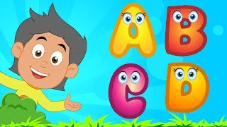 ABCD Song | ABC Song for Children | ABC Song Nursery Rhymes | Learning Videos For Toddlers