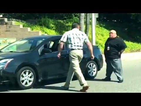 ROAD RAGE IN AMERICA 2019 | COPS PURSUED CAR CRASHES INTO SPECTATORS
