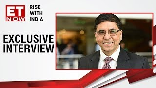 Sanjiv Mehta on HUL's growth plans | ET Now Exclusive