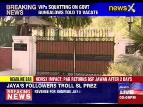 16 former UPA ministers get fresh eviction notice to vacate govt bungalows