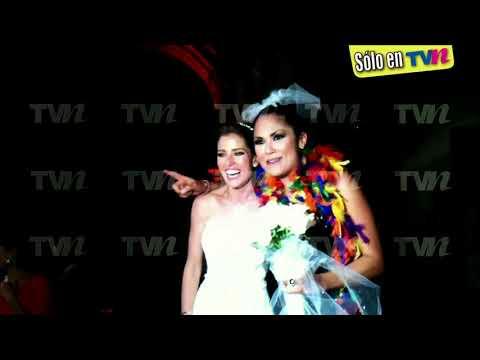 TVNotas asistió a la boda de María Inés