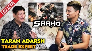 SAAHO Teaser Reaction | Box Office | Taran Adarsh TRADE EXPERT | Prabhas | Mission Mangal Clash