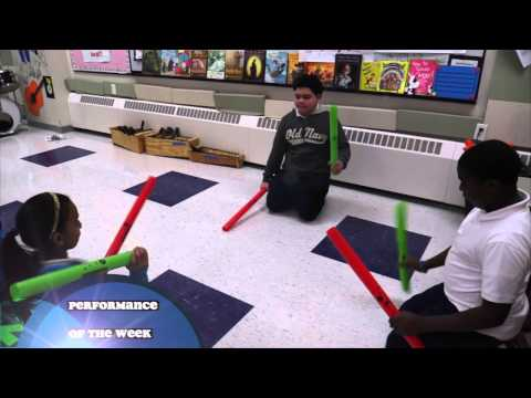 Performance of the Week - Guilmette Elementary School  2014