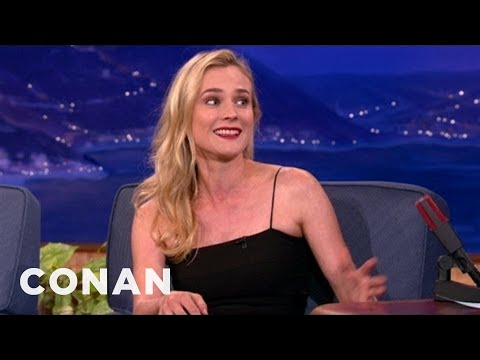 "Diane Kruger Has A ""Honey Boo Boo"" Addiction"