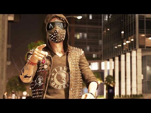 PS4 - Watch Dogs 2 Gameplay Trailer (E3 2016)