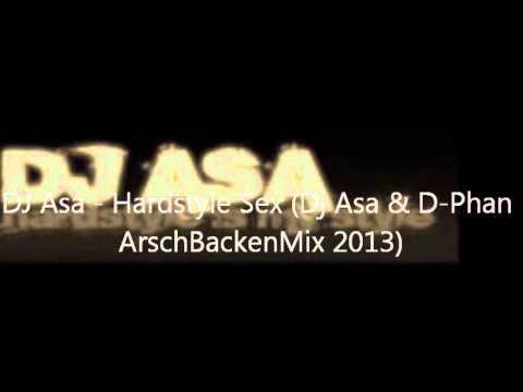 Dj Asa - Hardstyle Sex (dj Asa & D-phan Arschbackenmix 2013) video