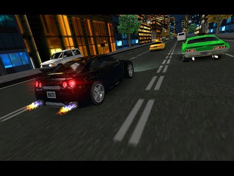 Drag Racing 3D Android (version 1.7) Gameplay Trailer