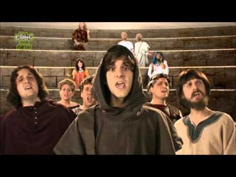 The Final Horrible Histories Song video