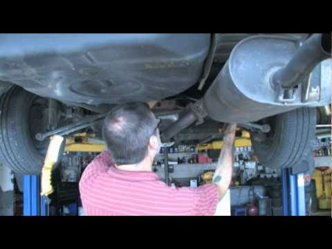 Toyota Po441, P0446 EVAP Vacuum Switching Valve VSV Testing and Canister Replacement