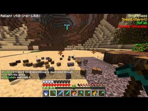 Minecraft Griefing - Hardcore SMP 2 (Reddit Episode 19) (Original Audio)