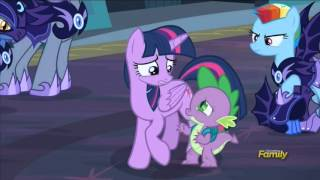 [Rick & Morty x MLP] Twilight Gives Precious Advice In Love