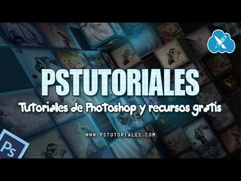PSTutoriales - Tutoriales de Photoshop y recursos gratis