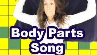 Body Parts Children and Toddler Songs - Learn Parts of the Body | Dry My Body | Patty Shukla