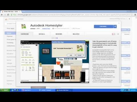 How to add apps to Google Chrome from Chrome Web Store ?