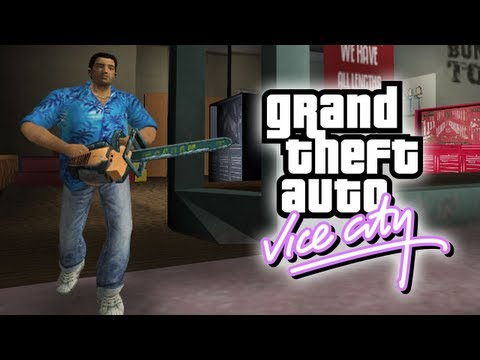 GTA VICE CITY - #4: Arma STEALTH na segunda missão!
