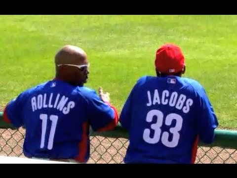 """My Wish"" series (2009): Shaquille's wish to meet Jimmy Rollins"
