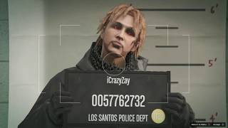 GTA 5 My Fresh Male Character Creation! PS4