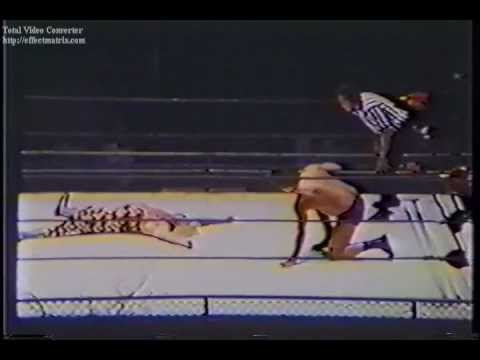 Jack Brisco vs Bobby Shane (Florida TV Title Match) - Championship Wrestling From Florida TV 1973