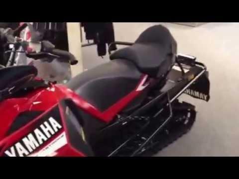 yamaha 2 up snowmobile seat